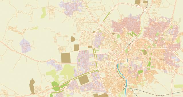 cartographie réalisée par les cartographes de Kamisphère