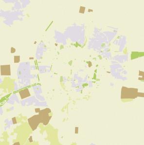 Cartographie réalisée par les cartogrpaphes de Kamisphère