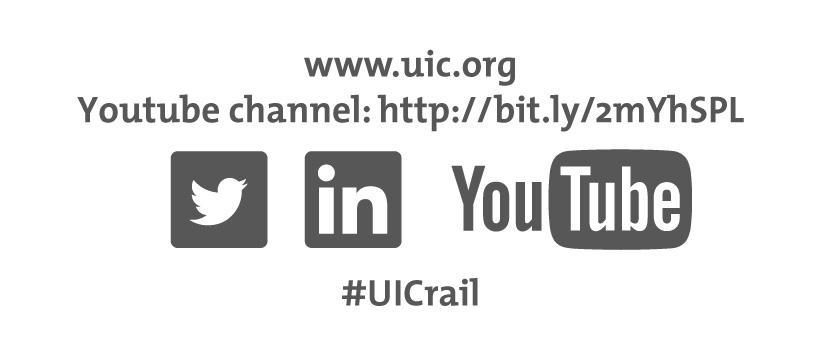Réseaux sociaux UIC